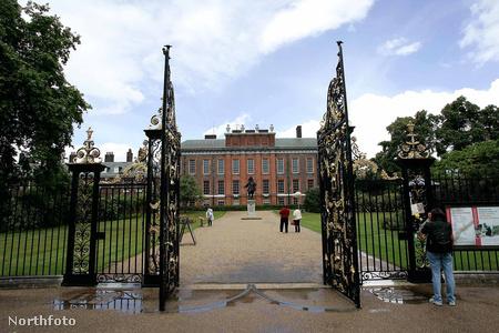 Kensington palota