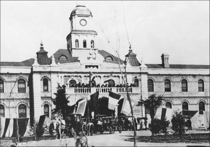 Nanking 1930 körül