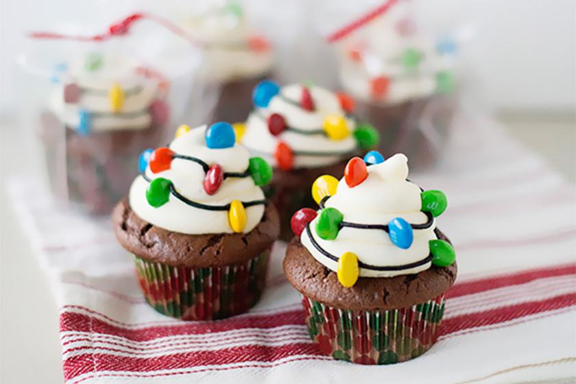 Szuper ünnepi süti, ha már unod a bejglit: cupcake variációk