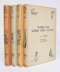 Micimackó mind a négy kötete (The four Winnie-the-Pooh books) (1924-1928)