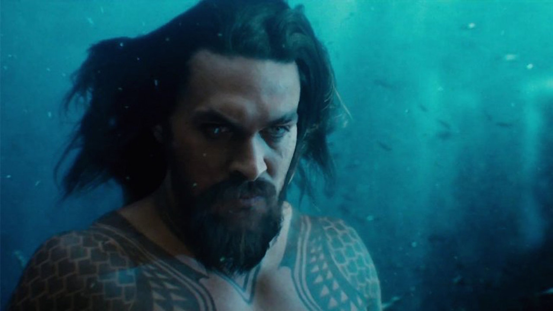 justice league trailer aquaman