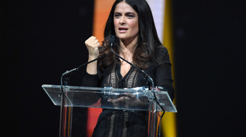 Salma Hayek is zaklatással vádolja Harvey Weinsteint