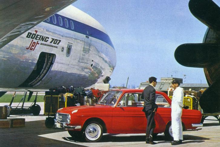 A hetvenes években még csak pár éves autó volt az olajat köpő, kétütemű DKW F103