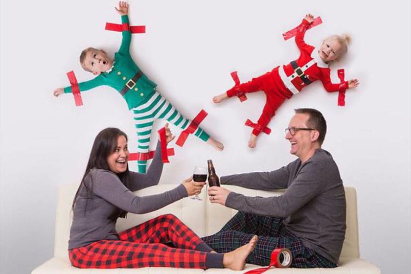A legbénább karácsonyi üdvözletek: a nevetés garantált