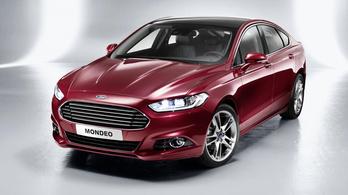 Meglepetés: egyelőre marad a Ford Mondeo