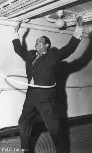 Duke Ellington hulla hoopozik