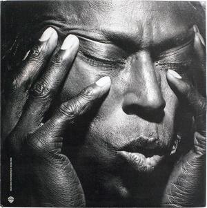 Miles Davis, Tutu, Warner Bros. Records, 1986