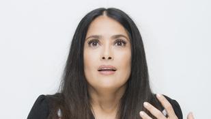 Salma Hayeket halálosan megfenyegette Harvey Weinstein
