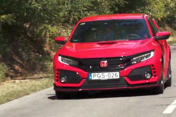 TCTVS11EP06: A Type-R Civic, nem pedig fúvik