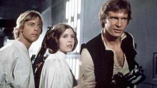 Kiderült, mennyiben érinti Carrie Fisher halála Leia hercegnő sorsát az utolsó Jedik című filmben