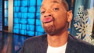 Adjunk hálát Will Smith-nek, hogy végre ő is csatlakozott az Instagramhoz