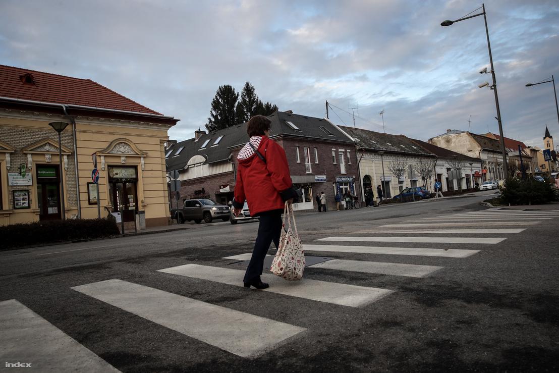A Dózsa György út