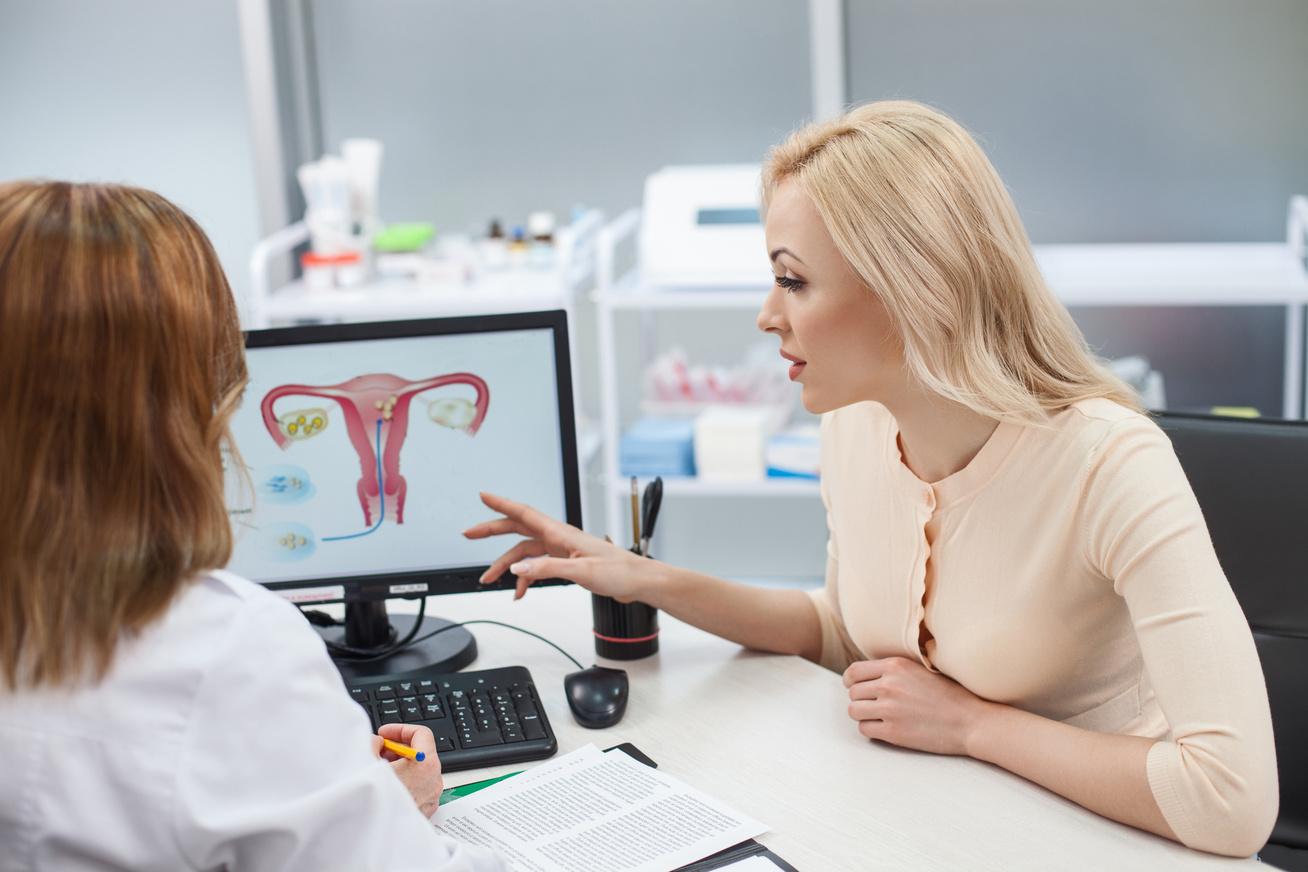 nőgyógyásznál