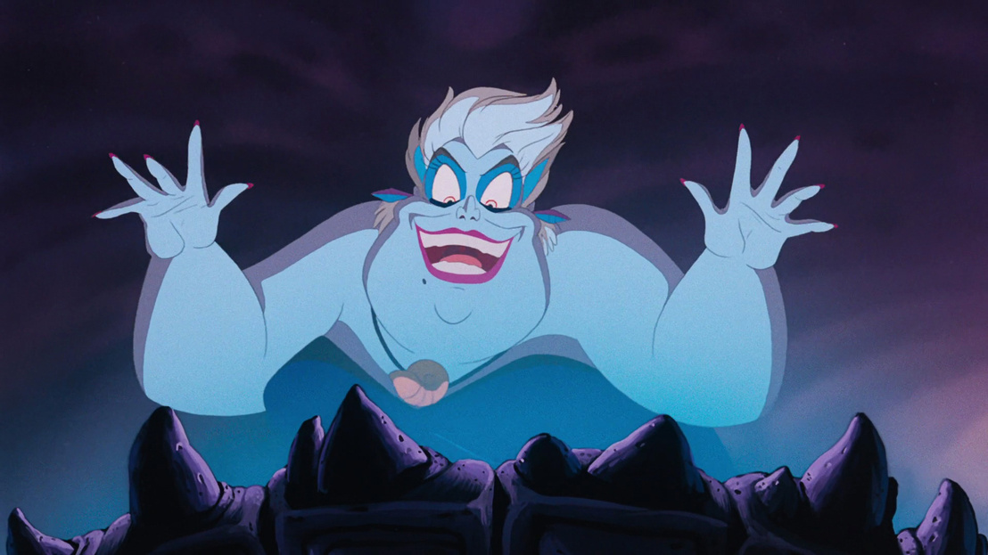 The Little Mermaid - Poor Unfortunate Souls - Ursula's Spell Inc