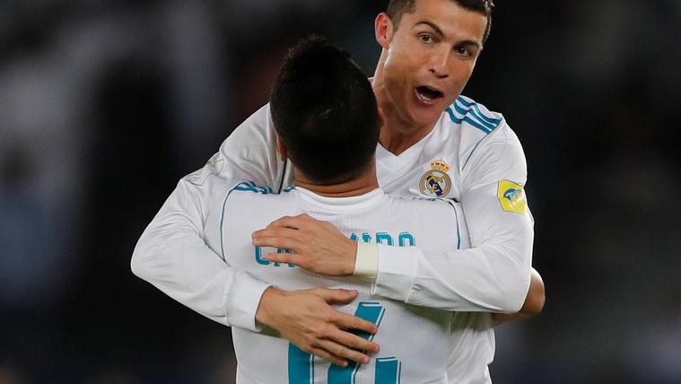 Ronaldo lyukat ütött a sorfalon, a Realé a klub-vb is