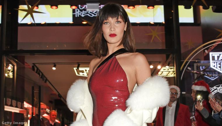 4. Bella Hadid