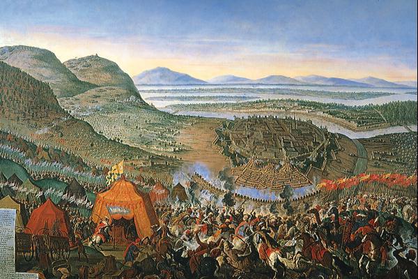 Bécs ostroma 1683-ban