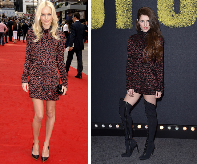 Kate Bosworth vs Anna Kendrick