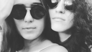 Gloria Estefan leszbikus lánya bemutatta a barátnőjét