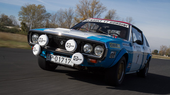 Joy of driving – Renault 17 TS Gordini