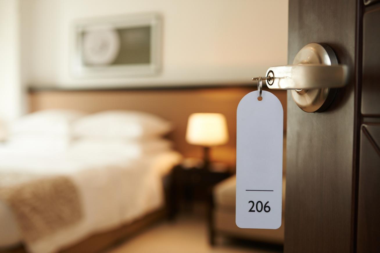 hotelszoba