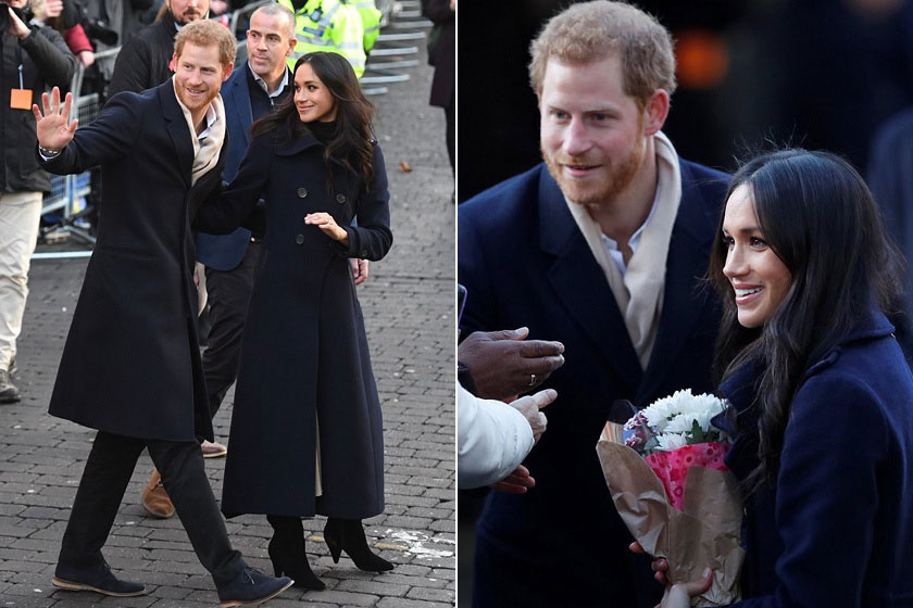 Lezajlott Meghan első hivatalos megjelenése a királyi család tagjaként. Ezúttal még Harry támogatta, a jövőben azonban már egyedül kell állnia a sarat.