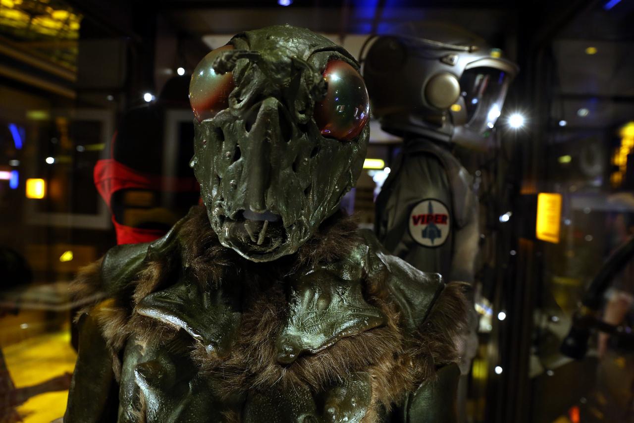 Ovion kosztüm a Battlestar Galactica tévésorozatból (2004-2009)