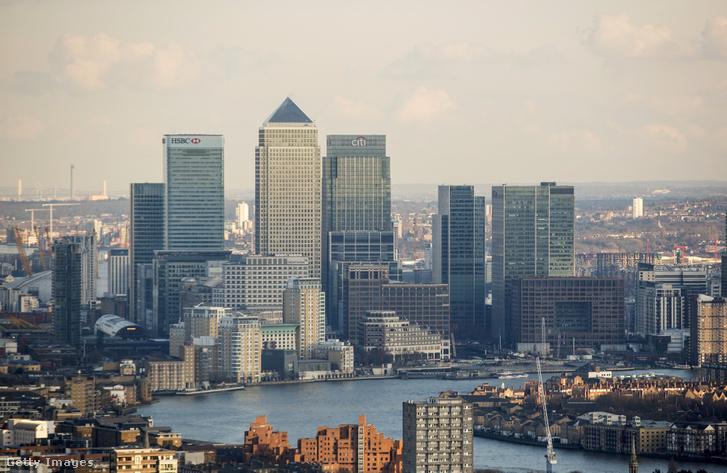 London üzleti negyede