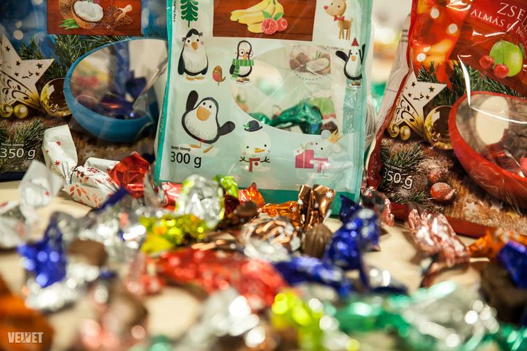 A karácsony elmaradhatatlan nassolnivalója a szaloncukor