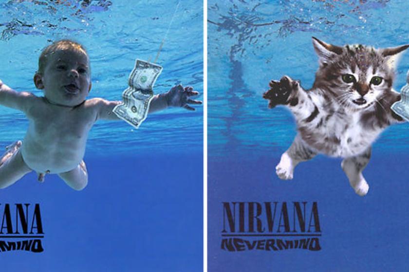 Nirvana - Nevermind, 1991.