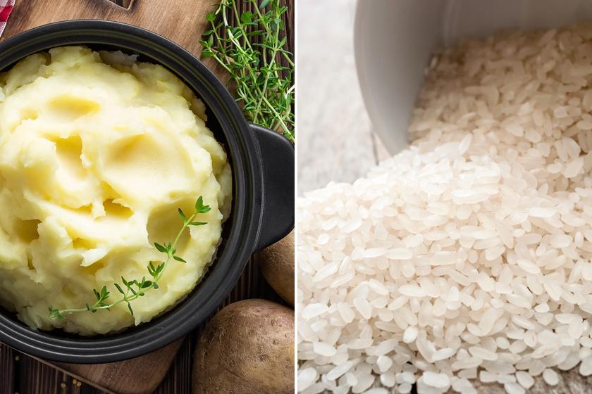 krumpli rizs