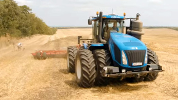 New Holland Amerikában van