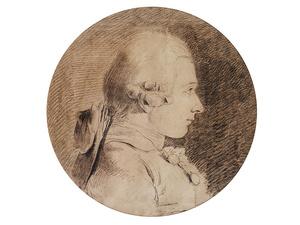 De Sade márki portré