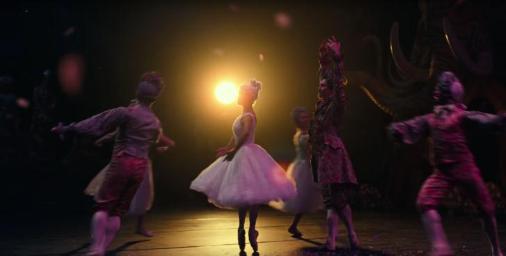 Misty Copeland A diótörő és a négy királyság című filmben