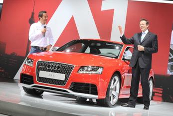 Új főnök és komoly tervek az Audi Sportnál