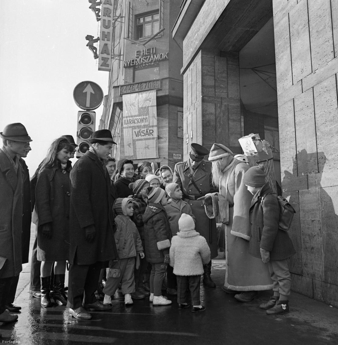 Rákóczi út, 1967