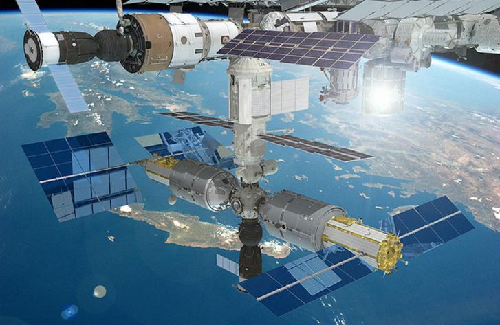 A tervezet luxuskabin hasonlít a 2021-ben felbocsátandó NEM-1 modulra