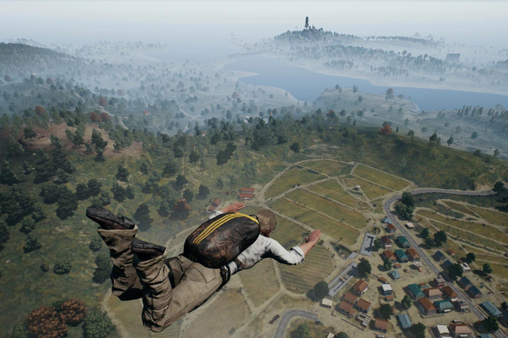 pubg-parachute