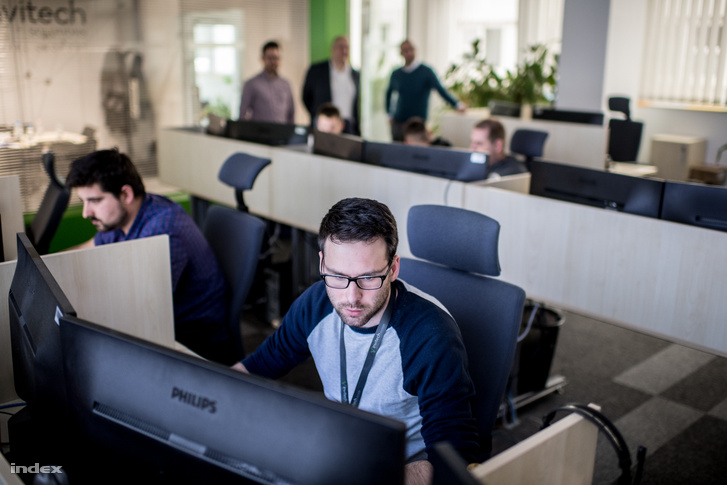 Az Invitech Solutions műveleti központja