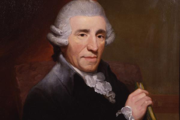 Jospeh Haydn (Thomas Hardi képe)