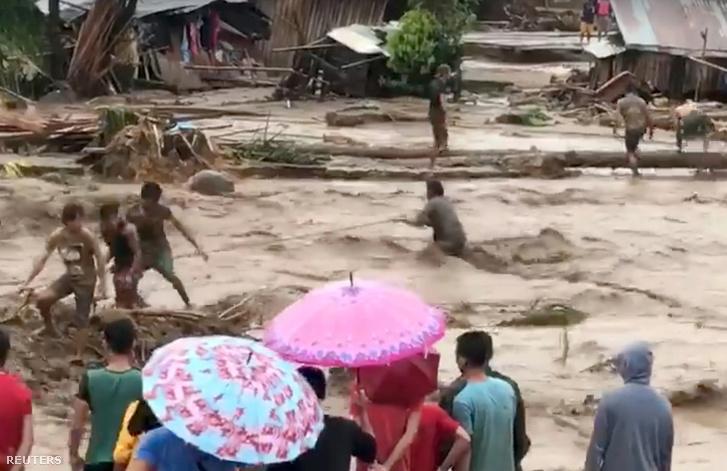 Lanao Del Norte, Fülöp-szigetek 2017. december 22.