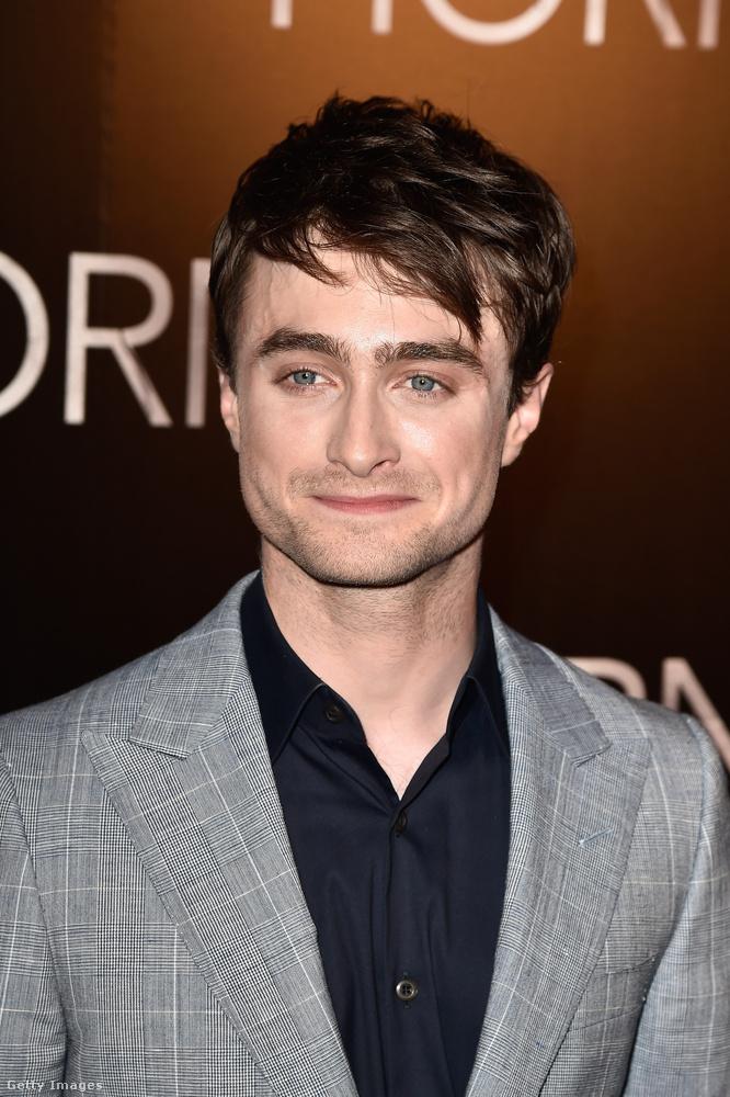 A Harry Potter-filmek sztárja, Daniel Radcliffe a franchise forgatása alatt úgy gondolta, hogy az alkohol jó dolog, ma már viszont szinte nem is gondol a piára.