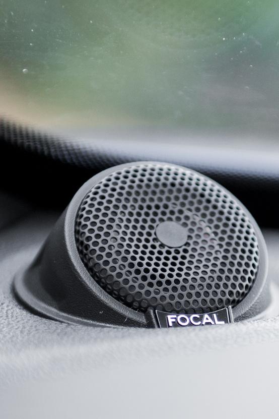 Spéci audiofil módon szól a Focal zenecucc