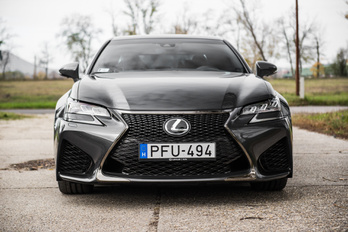 Lexus GS 2017