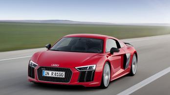 Az utolsókat rúgja az Audi R8?