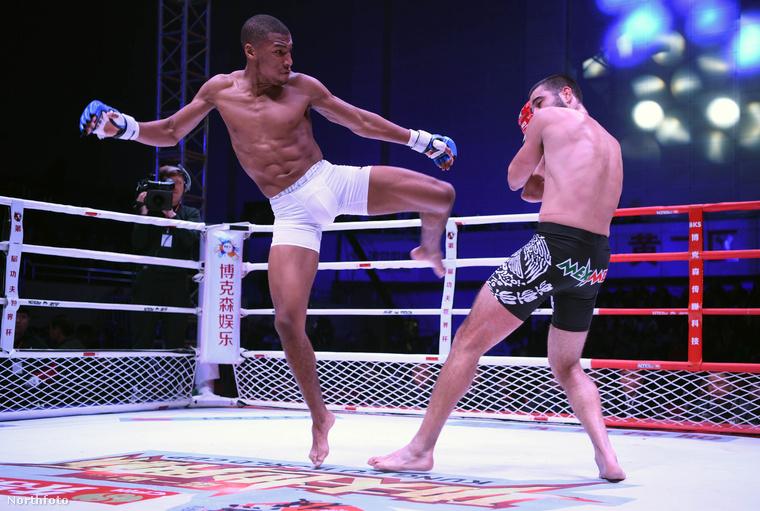 Januárban Kínában volt kung-fu-világbajnokság