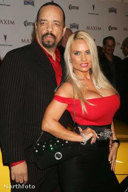 Ice-T és neje