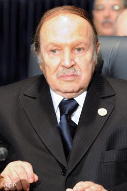 Abdelaziz Bouteflika, elnök
