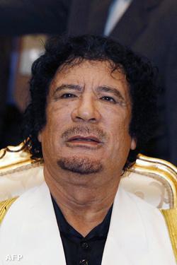 Moamer Kadafi, a Forradalom Testvéri Vezére és Útmutatója