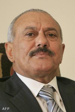 Ali Abdullah Szale, elnök